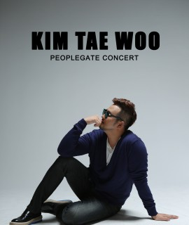 Kim Taewoo concert poster