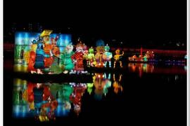 Jinju Lantern Festival (진주남강유등축제)