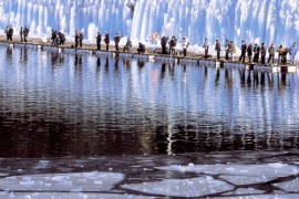Mountain Trout Ice Festival (화천 산천어축제)