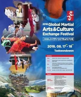 2018글로벌무술문화교